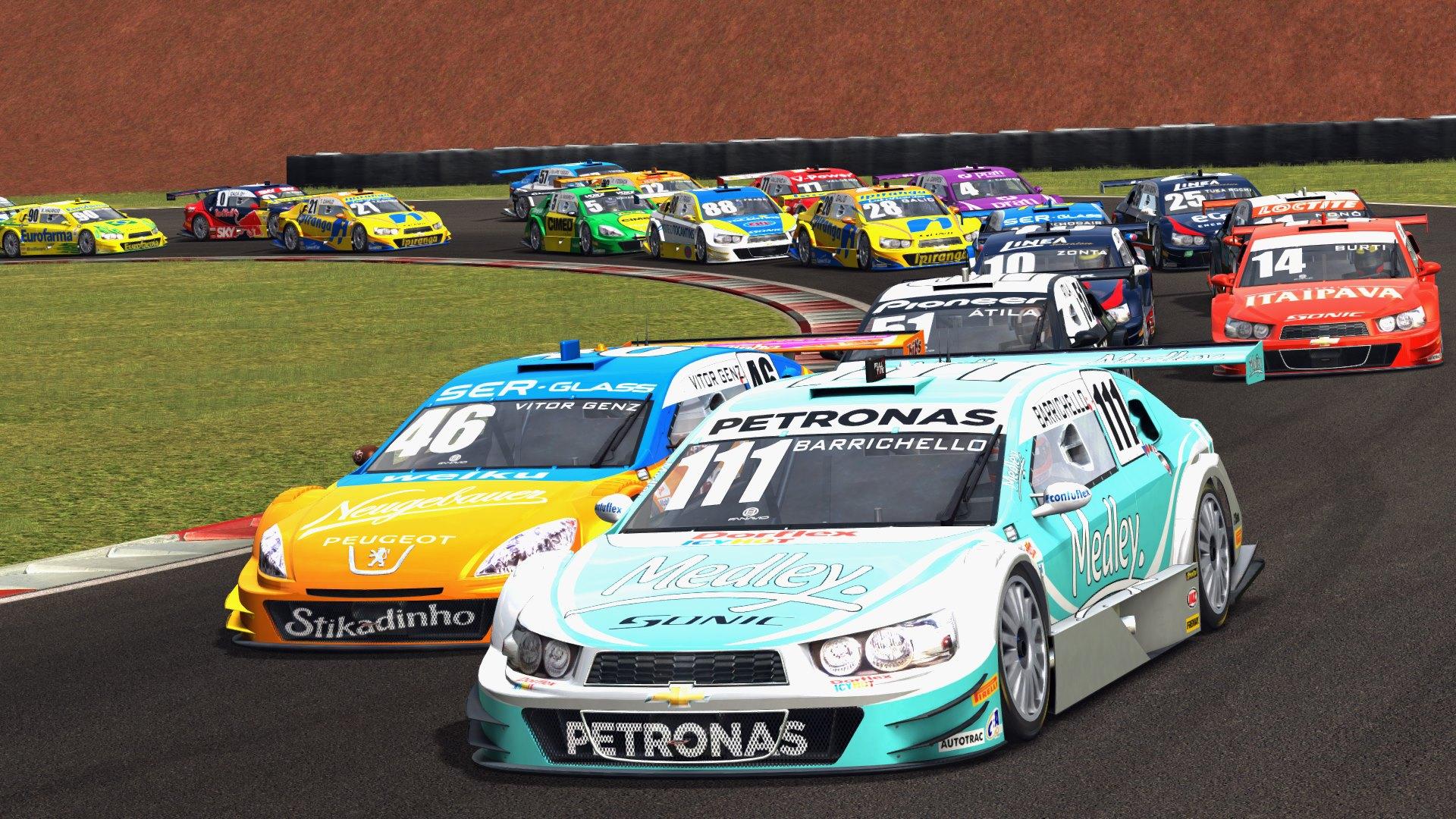 Game Stock Car Extreme Tracks