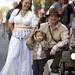 Indiana Jones and family