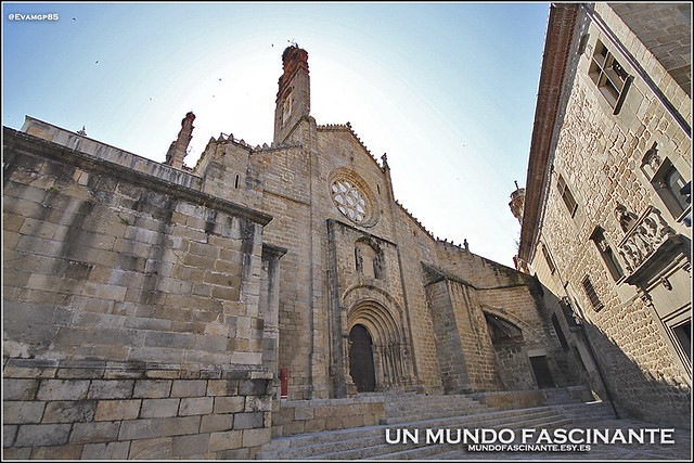 Catedral ViejaPlasencia, Extremadura, España, Plasencia