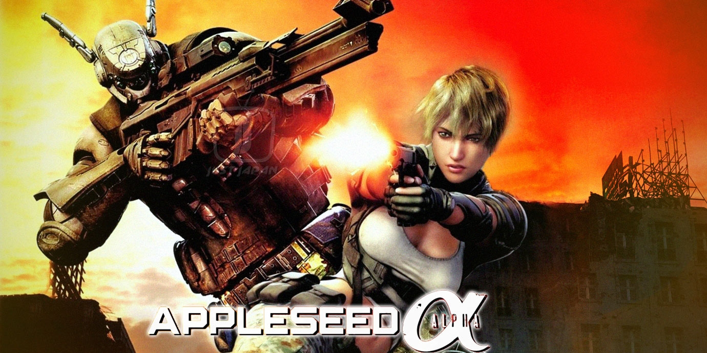 Xem phim Appleseed Alpha - Appleseed α | Project Alpha Vietsub