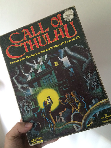 Call of Cthulhu 2nd Ed