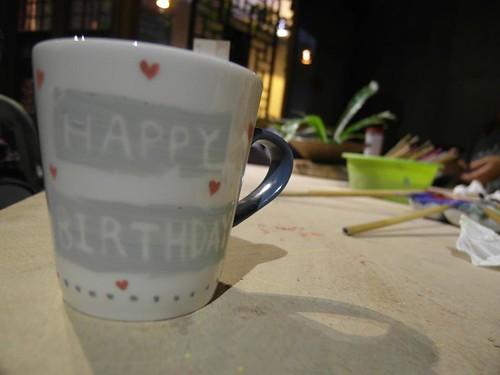鶯歌自己動手做陶瓷 捏陶畫杯樣樣來09