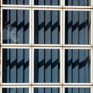 window blind shadows