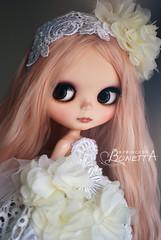 White Hummingbird by Princess Bonetta