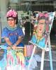 La Frida callejera
