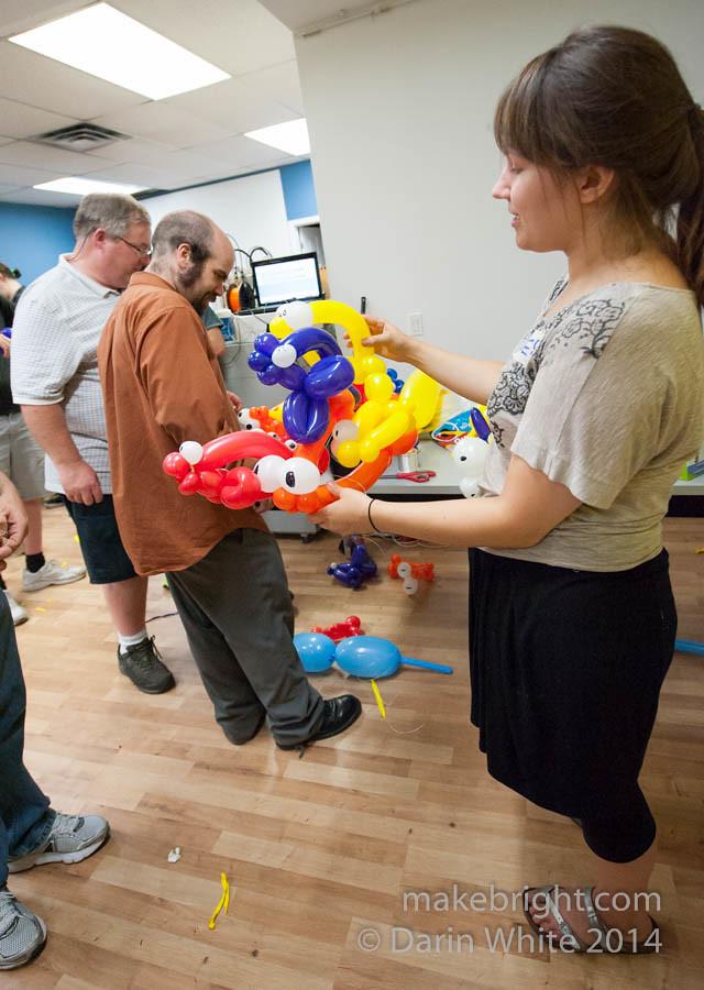 Drew Ripley balloon project - kwartzlab 391