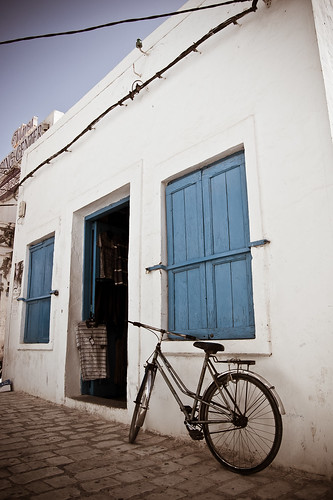 Houmt Souk, Djerba, Tunesien. Foto: Stephan Benz