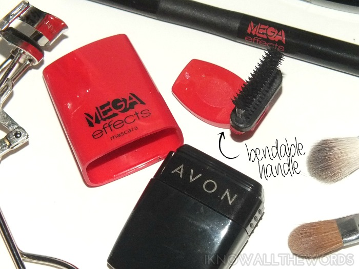 avon mega effects mascara and liquid eyeliner  (5)