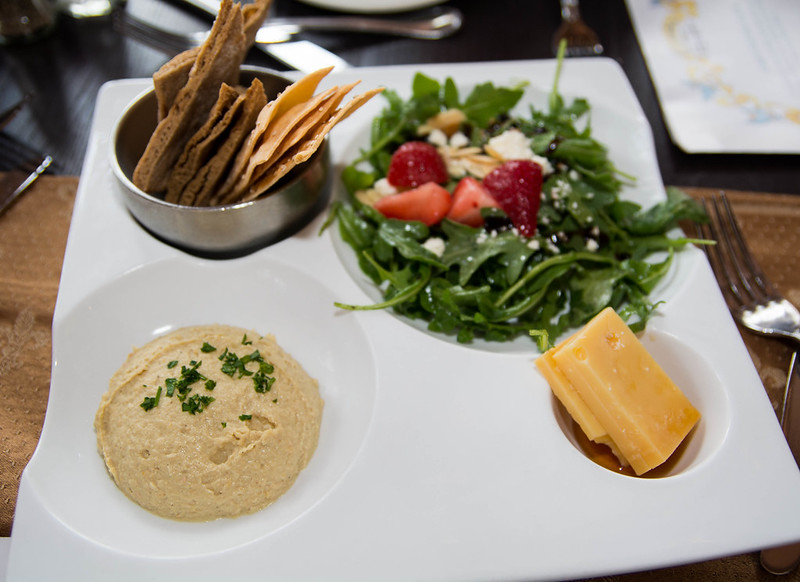 Chef's Tasting Plate