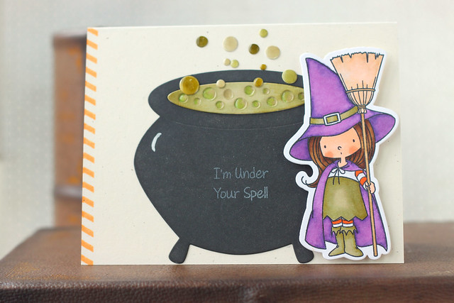 witch way to the candy? {MFT guest designing}