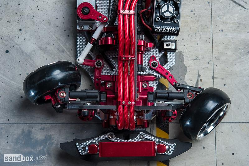 MST FXX-D VIP RWD Chassis Setup on Aphalt Rebuild RC Drift 14824041157_574609b260_c