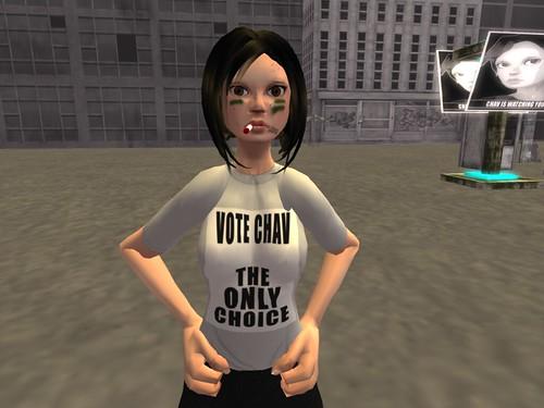 vote chav