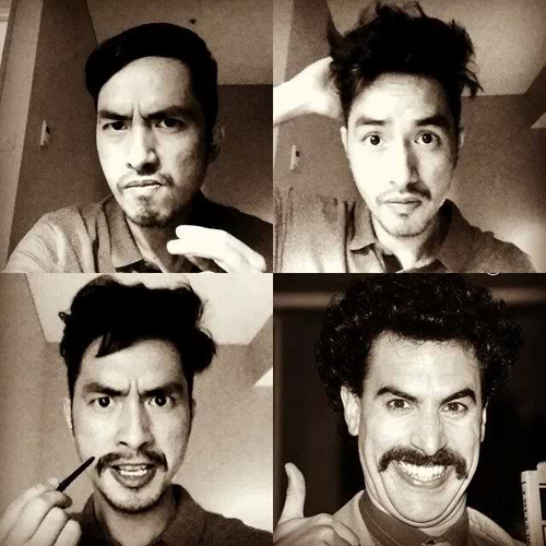 rico blanco to borat