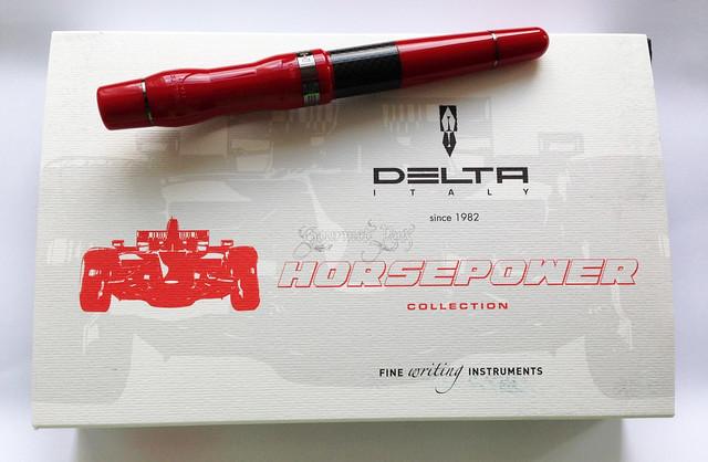 Review: Delta Horsepower - Fine Harmonic Steel @PenChalet