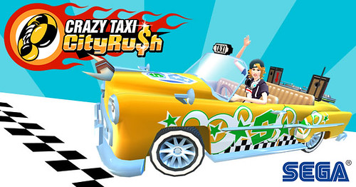Crazy Taxi: City Rush Launch