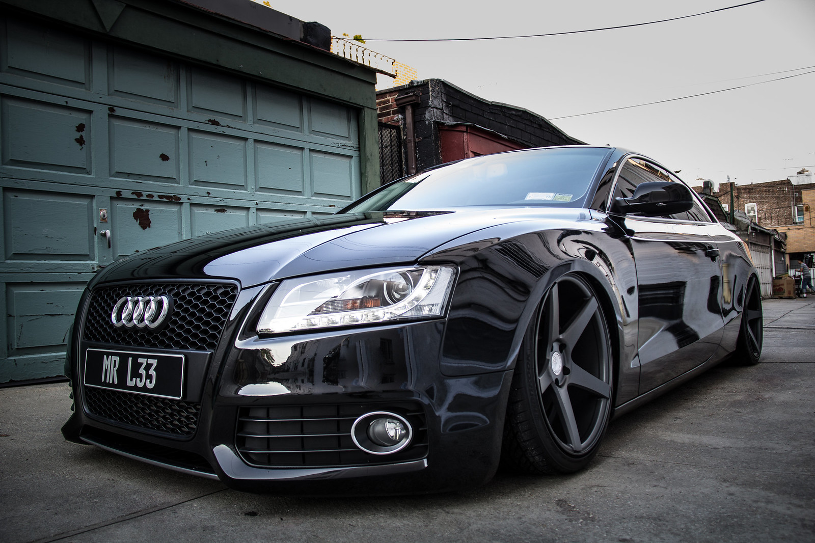 my bagged sapphire black a5 audi a5 forum audi s5 forum. Black Bedroom Furniture Sets. Home Design Ideas