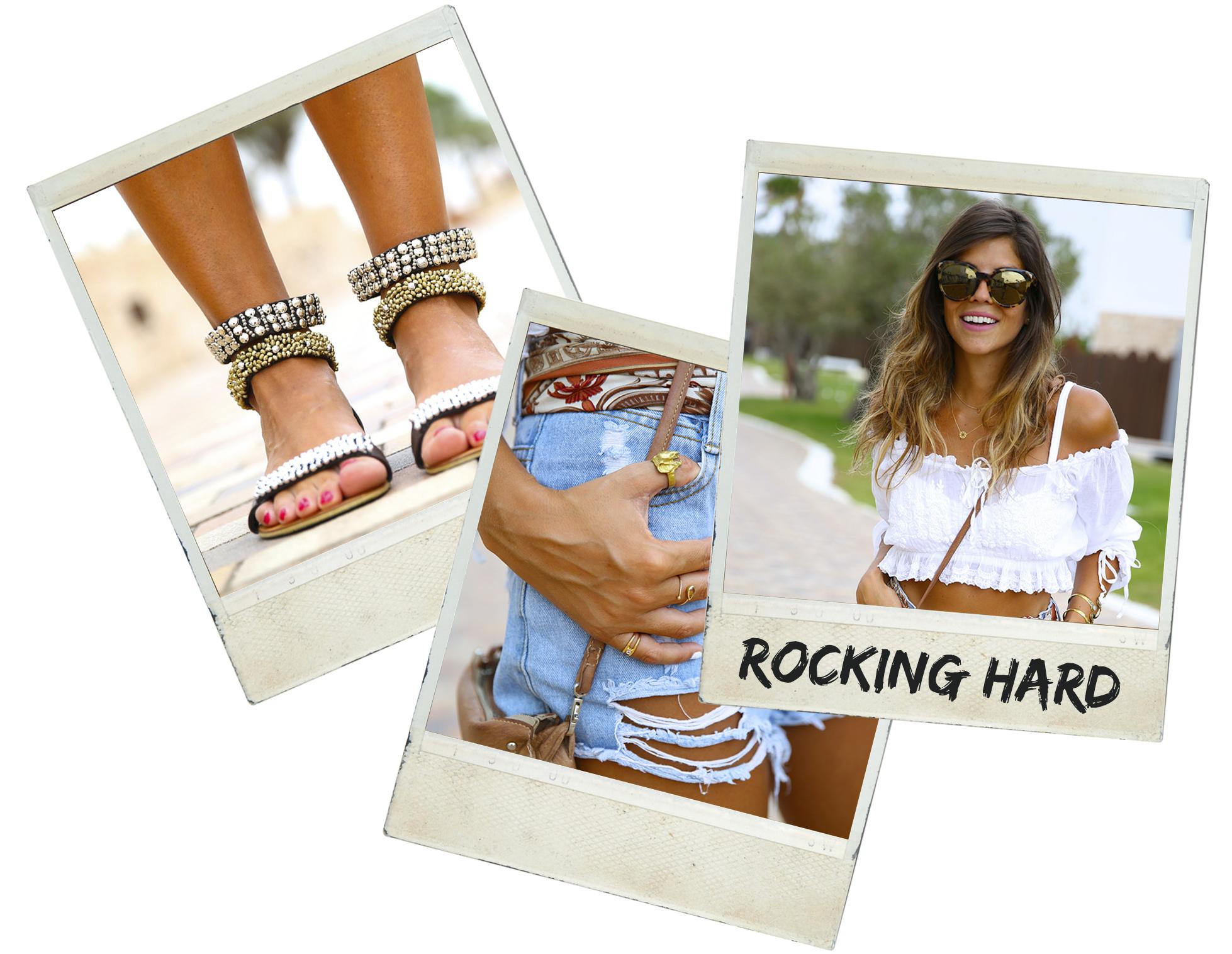 Gipsy Style Rocks
