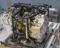 "A ""NIRSpec-tacular View"" of NASA's Webb Telescope Instrument"