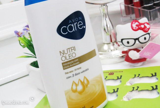 Hidratante Nutri Óleo - Avon Care