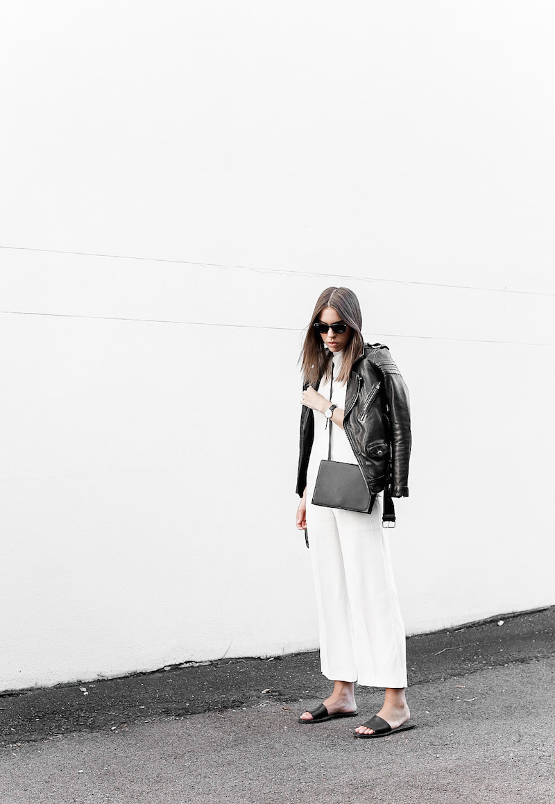 modern-legacy-BLK-DNM-leather-jacket-8-white-culottes-street-style-blog-slide-sandals-Camilla-and-Marc-Assent-top-Alexander-Wang-sling-bag-black (1 of 1)