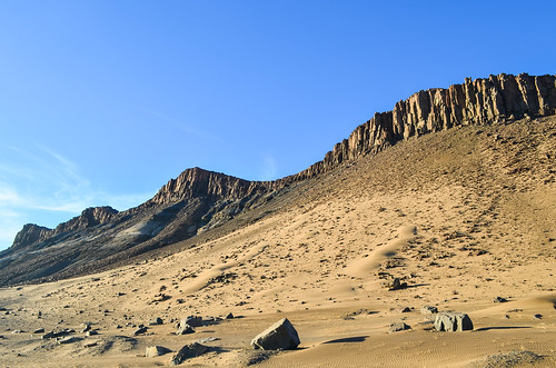Aussenkehr mountains, Namibia