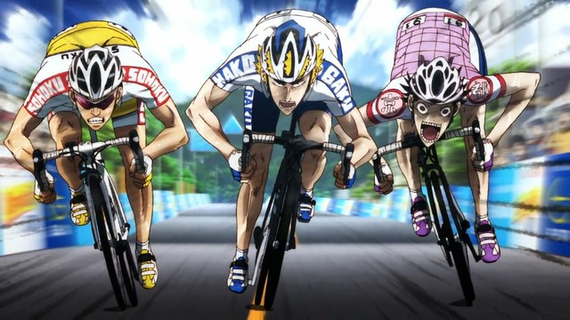 Yowamushi Pedal ep 31 - image 12