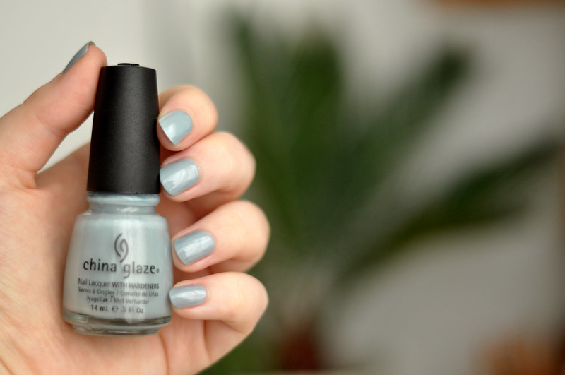 notd china glaze sea spray nail polish rottenotter rotten otter blog