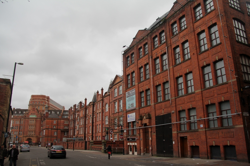 Манчестер юнайтед город рассказ