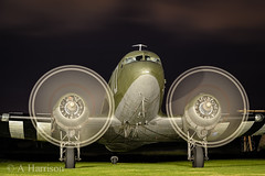 """Douglas C47A """"Union Jack Dak"""""""