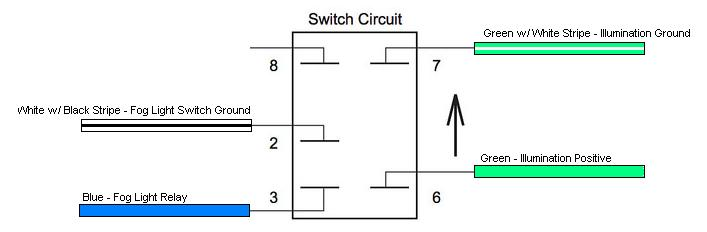 Illuminated Switch Wiring Diagram Fog Light Diagramrh20steinkatzde: Illuminated Switch Wiring Diagram With Relay At Gmaili.net