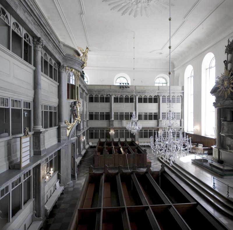 nicolai eigtved, architect: christianskirken, christianshavn 1754-1759