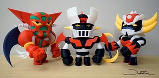【玩具人'吉米'投稿】3d列印自製設計玩具作品發表