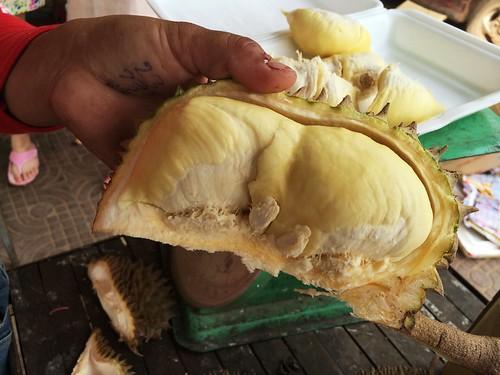 Durian in Siem Reap 2
