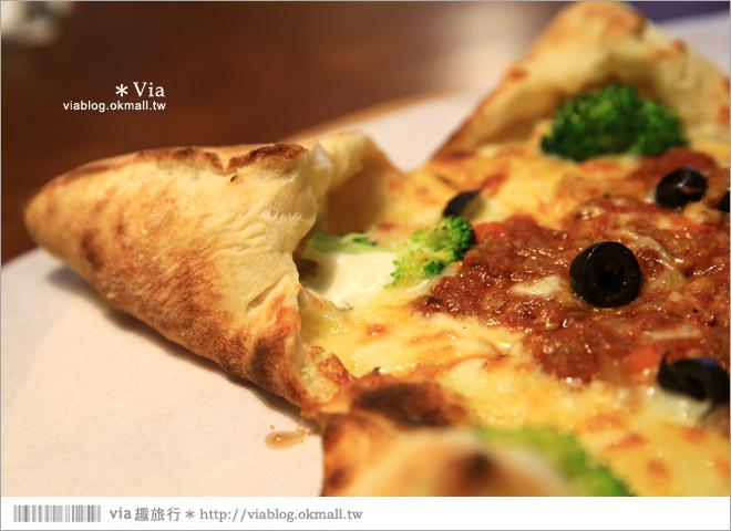 【彰化餐廳推薦】Pizza factory披薩工廠《員林店》~什麼!合作金庫不存錢改吃Pizza!36