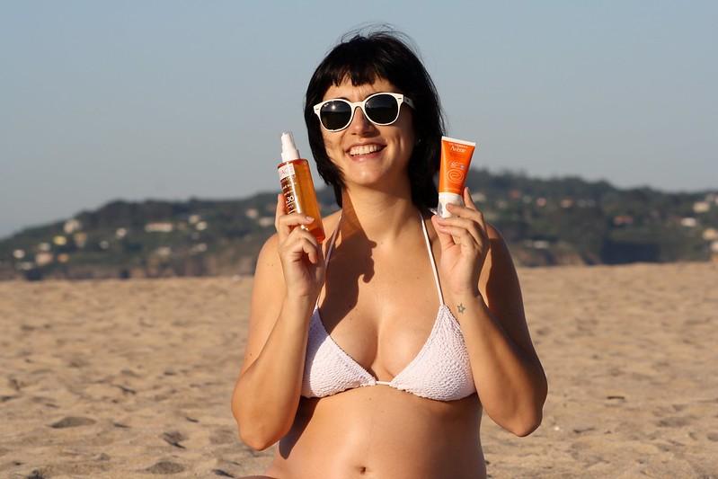 cremas protectoras playa