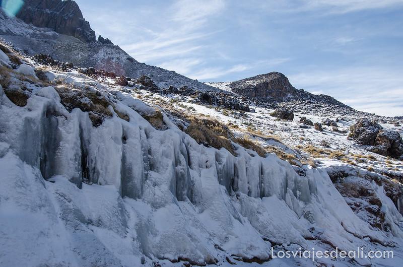 valle del Colca de camino a Península de Capachica