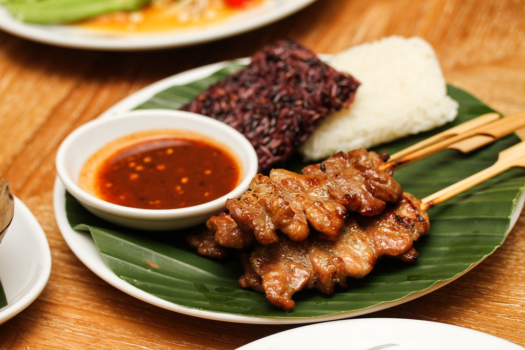 Eathai: Grilled Pork