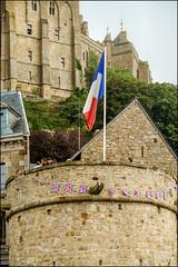 Flags - Mont-St-Michel