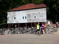 Cedar Grove rest stop.