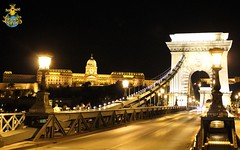 Budapest: Chain Bridge & the Royal Palace