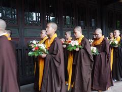 Fuhu Temple nuns, Emei Shan
