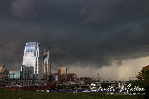 Storms over Nashville