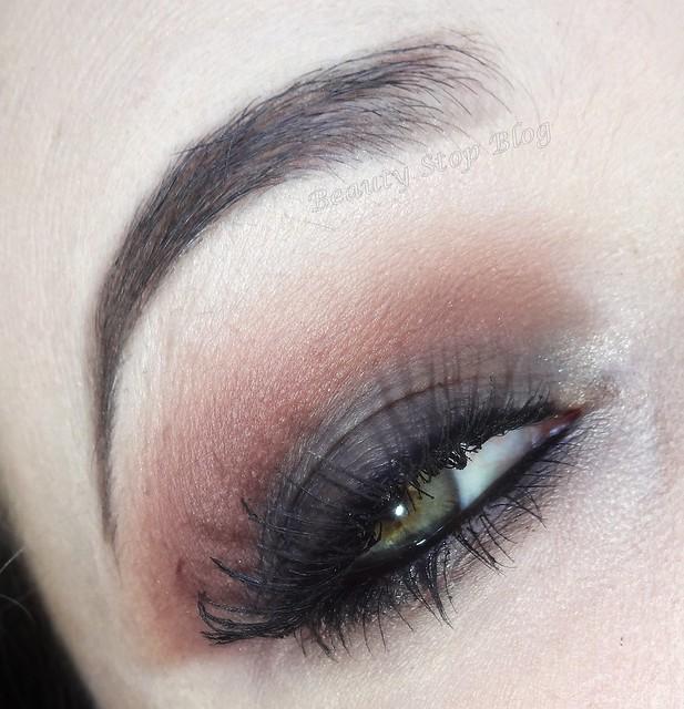 tutorial maquiagem esfumado marrom opaco maquiagem neutra batom arabesque dailus pro beauty stop blog bruna reis makeup