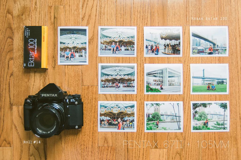 這個夏天你拍了幾卷底片?