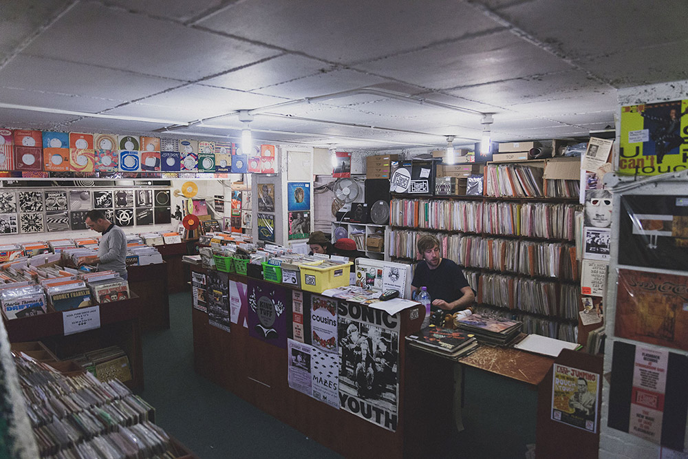 Flashback Records