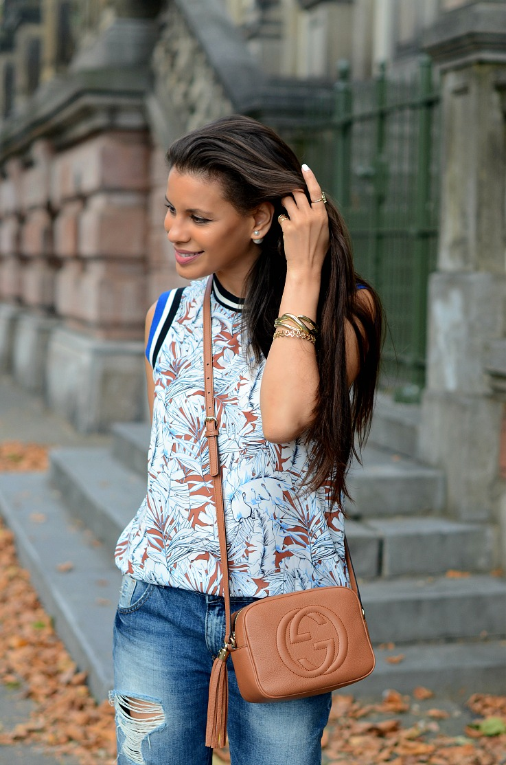 DSC_5072 Boyfriend Jeans, Gucci Soho bag, Mise En Dior Earrings