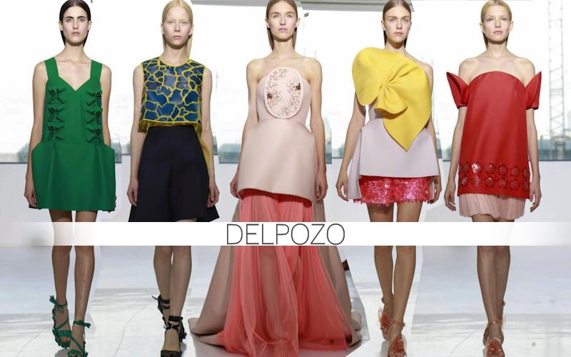 NewYork fashion week 2014 | DELPOZO