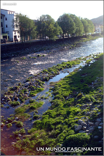 Río Jerte en Navaconcejo