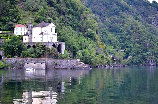 Maccagno, Varese, Lake Maggiore, Italy