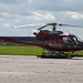 G-SHRD Eurocopter AS.350B2 on 31 August 2014 Redhill